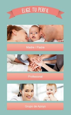 App del Comité de Lactancia Materna
