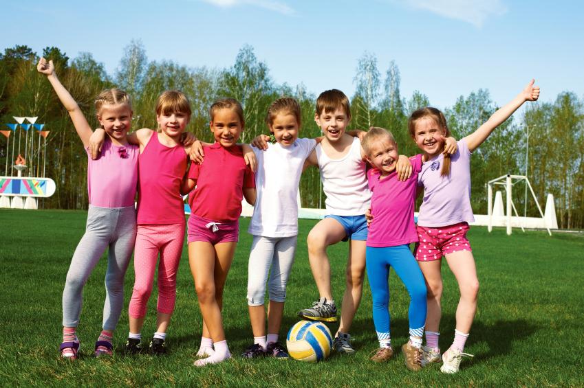para que sirve el deporte en los niños