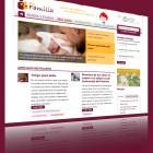 Página principal de la web