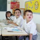 Niños en la escuela