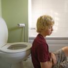 Niño con gastroenteritis