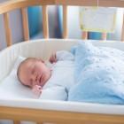lactante durmiendo