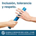Día Mundial de Concienciación sobre el Autismo 2016