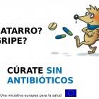 ¿catarro? ¿gripe? Cúrate sin antibióticos