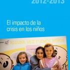 informe La infancia en España 2012-2013