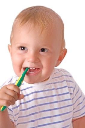 Dientes Del Bebé Hay Que Limpiar Ya El Primer Diente Del Bebé Enfamilia