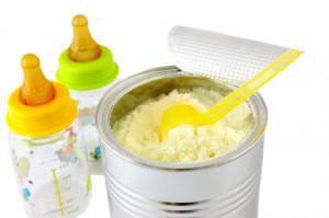 leche de lactantes: