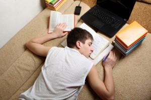 Adolescentes y dormir el tiempo recomendable