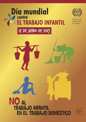 Día Mundial contra el Trabajo Infantil 2013