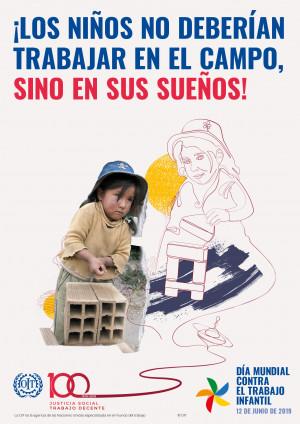 Día Mundial contra el Trabajo Infantil 2019