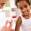 Vacunándose