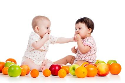 alimentacion complementaria bebe 5 meses